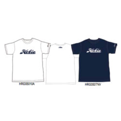 HOBIE WATER WEAR -SHORT SLEEVE LOOSE FIT (WHITE /NAVY)