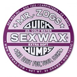 Sexwax – Quick Humps Purple, 2x Cold, Extra soft