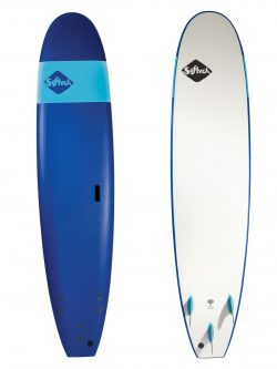 SOFTECH HANDSHAPED 8'4″