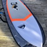 Quicksilver PERFORMER 9'0″ UDSTILLINGS TILBUD! ( inkl Futures fins og FCS boardbag)