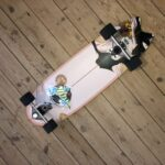 "SWALLOW WAHINE 33""(SURFSKATE)"