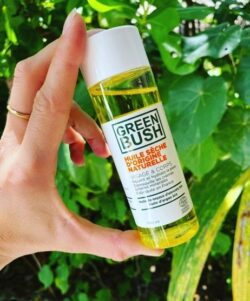 GREENBUSH  NATURAL DRY OIL Face and Body