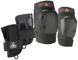 Triple Eight Junior Derby 3-pack Protective Gear (Junior)