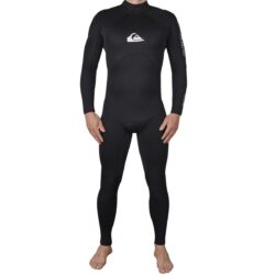 QUIKSILVER 3/2mm Syncro Base Back Zip Wetsuit