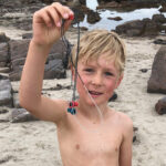 JUNIOR, earplugs developed for children, keeping their ears safe while they are able to hear, speak and enjoy their time in the water.